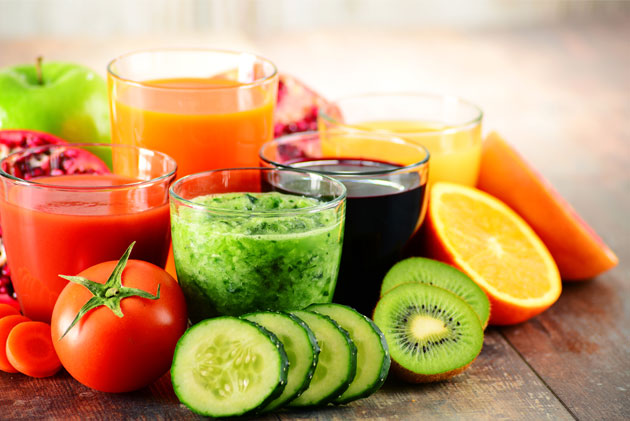 Biochef Synergy Vegetable Juices